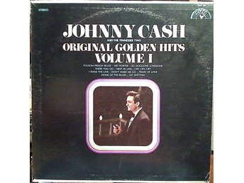LP Johnny Cash and the Tennessee Two Original golden hits volume 1