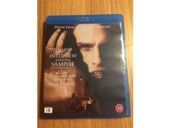 Interview with the vampire (En vampyrs bekännelse) blu-ray