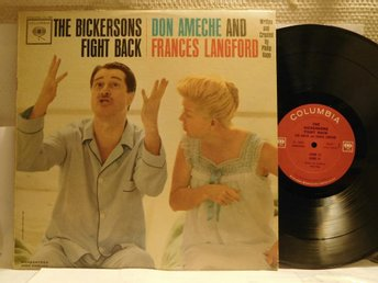 DON AMECHE AND FRANCES LANGFORD - THE BICKERSONS FIGHT BACK