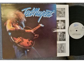 TED NUGENT - TED NUGENT - VINYL