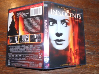 THE INNOCENTS (1961) USA REGION 1 DVD De Oskyldiga Deborah Kerr Jack Clayton