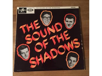 THE SHADOWS - THE SOUND OF THE SHADOWS (LP)
