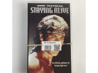 VHS-film, Staying Alive