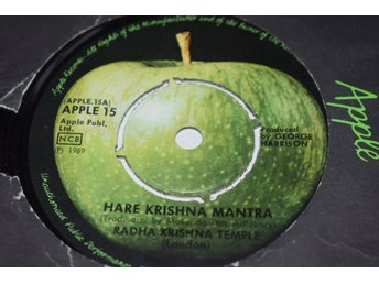 Radha Krishna Temple   Hara Krishna Mantra / Prayer to the ..........  Apple