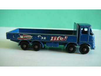 "ERF ""Ever Ready for Life"" Truck - Matchbox Lesney No. 20b"