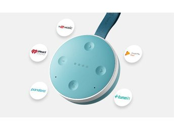TicHome Mini - Teal 802.11ac 2,4/5GHz,