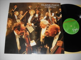 "Elaine Page ""The Queen Album"""