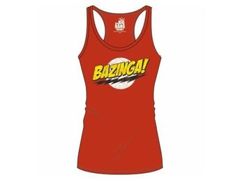 Big Bang Theory Linne BAZINGA Dam XL