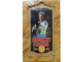 1994/1995 Leaf Sisu Series 2 Finnish SM-Liiga Hockey Box - Rönninge - 1994/1995 Leaf Sisu Series 2 Finnish SM-Liiga Hockey Box - Rönninge