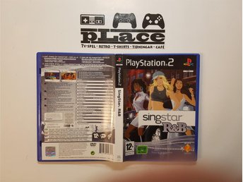 Singstar R&B PS2