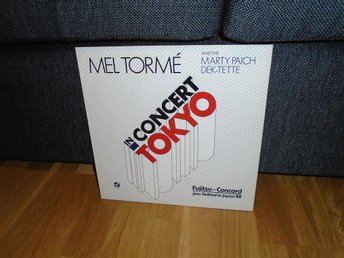 MEL TORME AND THE MARTY PAICH DEK-TETTE IN CONCERT TOKYO