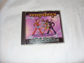 Vengaboys Up & Down The Party Album CD Musik
