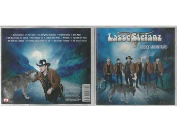 Lasse Stefanz - Rocky Mountains - CD - 2012
