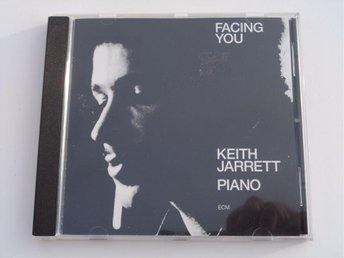 KEITH JARRETT - FACING YOU - CD från samlare