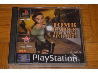 Tomb Raider - The Last Revelation - Playstation PS1