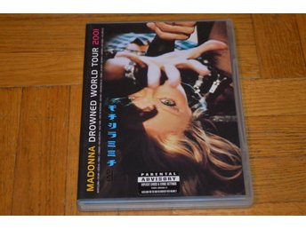 Madonna - Drowned World Tour 2001 - DVD
