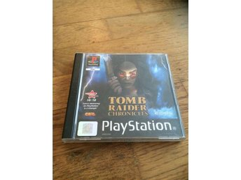 Tomb Raider Chronicles Playstation 1.