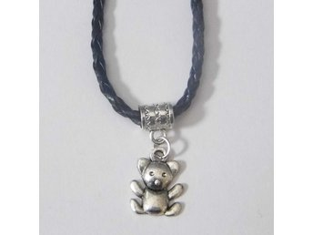 Nallebjörn halsband / Teddy bear necklace