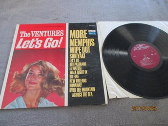 THE VENTURES-let´s go  CAN.DOLTON  8024