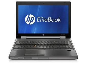 "Maxrustad prestandamonster-proffsmaskin HP EliteBook 8560w 15,6""/i7/16Gb minne!!"