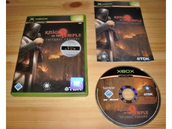 Xbox: Knights of the Temple