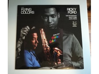 Ricky Ford – Flying Colors Muse Records MR 5227