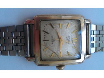 Technos /Birka 17 rubis Swiss made/ 20 micro guld.