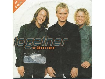 TOGETHER - VÄNNER   ( CD SINGLE )