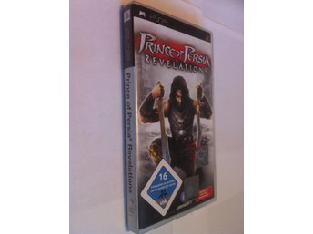 PSP: Prince of Persia Revelations