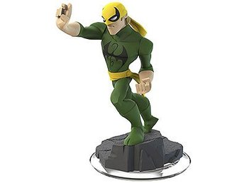 Spel Figurer Wii PS4 PS3 PC Xbox 360 Disney Infinity IRON FIST