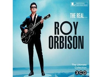 Orbison Roy: The real... 1959-65 (Digi) (3 CD)