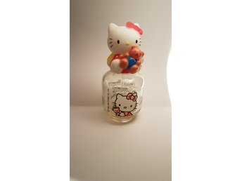 Retro Hello Kitty Hellokitty samlare collecteble parfume 100ml. 1976,1996