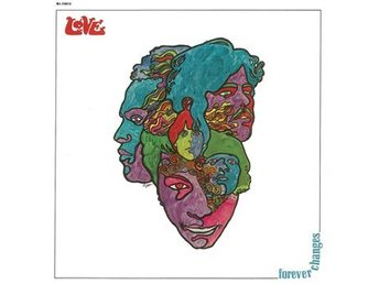 Love: Forever changes (50th anniversary) (Vinyl LP + 4 CD + DVD)