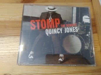 Quincy Jones - Stomp - The Remixes, CD