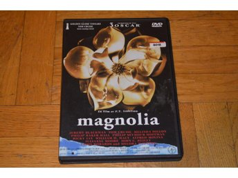 Magnolia ( Tom Cruise ) 1999 - 2-Disc DVD