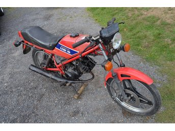 HONDA MB5 / MB50 MOPED 1981