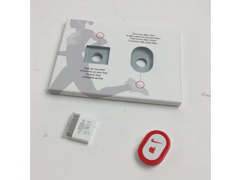 Apple + Nike, IPod Running Sensor, Nike Sport Kit