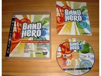 PS3: Band Hero