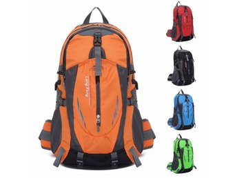 S-58203 Hiking Bag  35L Sports Backpack  Casual  Travel B...