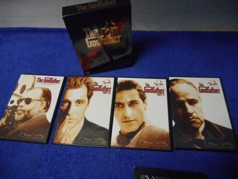 The Godfather DVD BOX Coppola Restoration