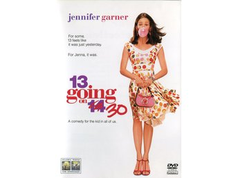 13 Going on 30 2004 DVD