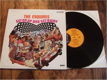 The Esquires / Get On Up And Get Away (US Press, Bunky  Records)