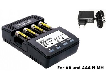 Maha Powerex MH-C9000 charger-analyzer for AA AAA NK022