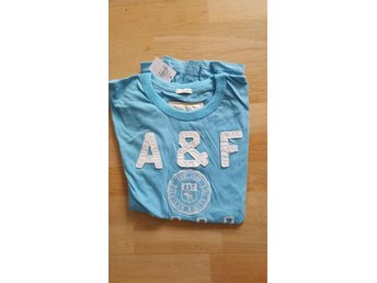 Abercrombie & Fitch T-shirt - Hyllinge - Abercrombie & Fitch T-shirt - Hyllinge