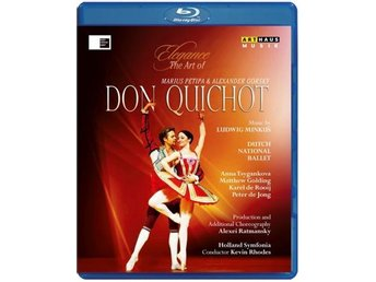 Dutch National Ballet Holland S.: Don Quichot (Blu-ray) - Nossebro - Dutch National Ballet Holland S.: Don Quichot (Blu-ray) - Nossebro