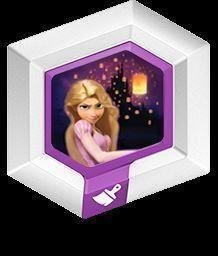 Infinity power disc Rapunzel