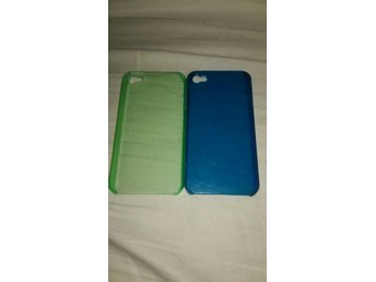 2x Iphone 4/4s skal