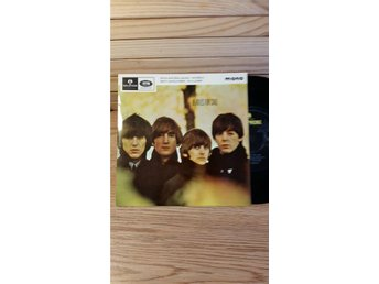 THE BEATLES EP  GEP 8931 1964 BEATLES FOR SALE MONO