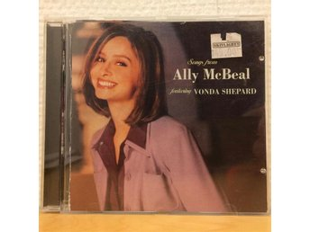 Songs from Ally McBeal featuring Vonda Shepard - CD från 1998 - Vellinge - Songs from Ally McBeal featuring Vonda Shepard - CD från 1998 - Vellinge