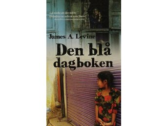 Den blå dagboken, James A Levine (Pocket)